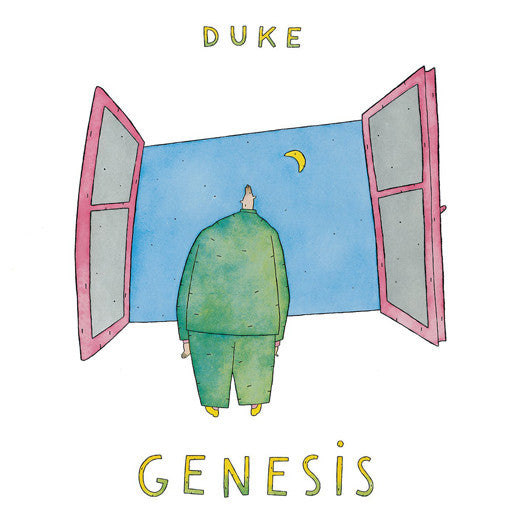 GENESIS DUKE LP VINYL NEW (US) 33RPM