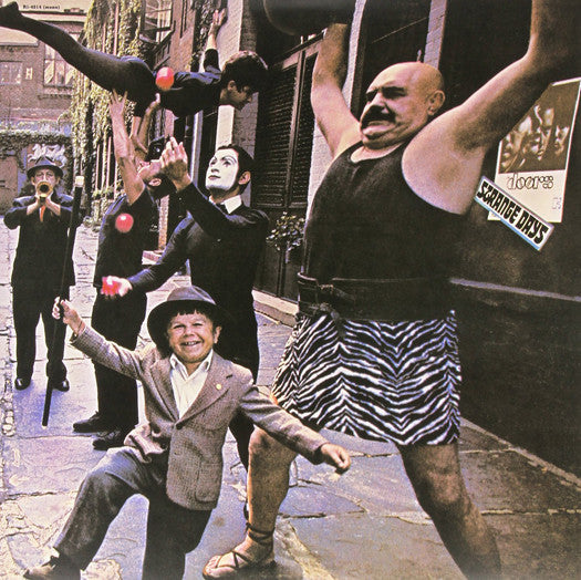 DOORS STRANGE DAYS MONO LP VINYL NEW 33RPM