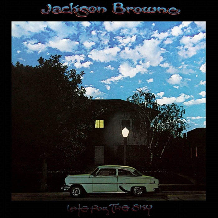 Jackson Browne - Late For The Sky Vinyl LP New 2017