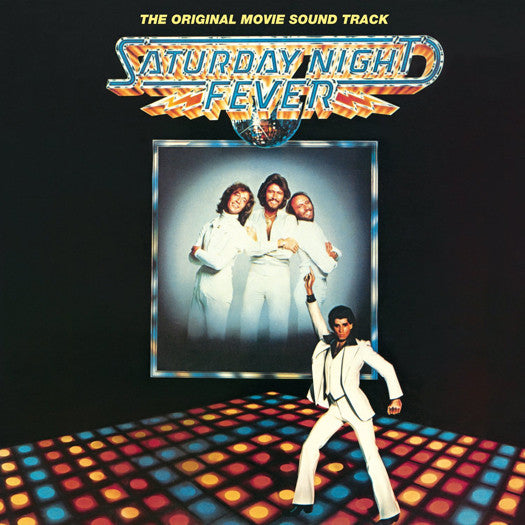 SATURDAY NIGHT FEVER Soundtrack DOUBLE LP Vinyl NEW 2014 Bee Gees