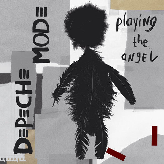 DEPECHE MODE PLAYING THE ANGEL LP VINYL NEW (US) 33RPM
