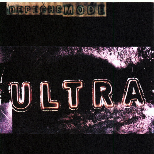 DEPECHE MODE ULTRA LP VINYL NEW (US) 33RPM