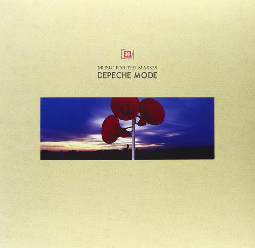 DEPECHE MODE MUSIC FOR THE MASSES LP VINYL NEW (US) 33RPM