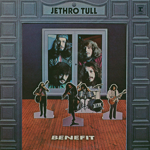 JETHRO TULL BENEFIT LP VINYL NEW (US) 33RPM