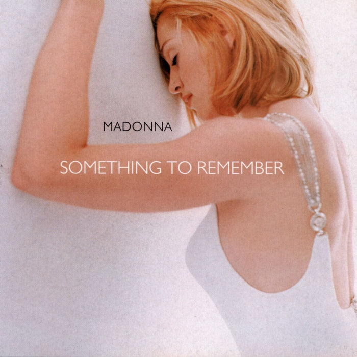 MADONNA SOMETHING TO REMEMBER LP VINYL 33RPM NEW