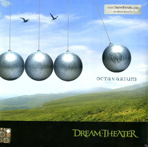 DREAM THEATER OCTAVARIUM LP VINYL 33RPM NEW