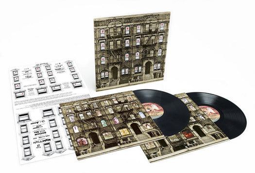 LED ZEPPELIN PHYSICAL GRAFFITI LP VINYL NEW 33RPM 2015