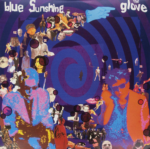 GLOVE BLUE SUNSHINE 2013 LP VINYL 33RPM NEW