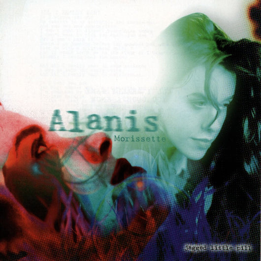 ALANIS MORISSETTE JAGGED LITTLE PILL LP VINYL 33RPM NEW