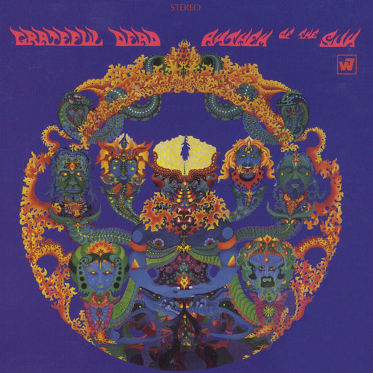 GRATEFUL DEAD ANTHEM OF THE SUN LP VINYL 33RPM NEW