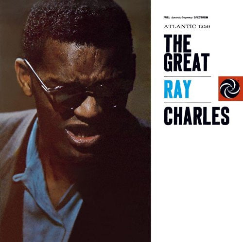 RAY CHARLES THE GREAT RAY CHARLES LP VINYL 33RPM NEW 2010