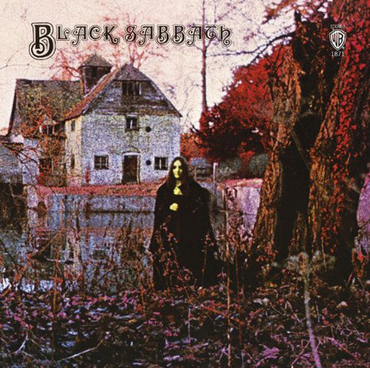 BLACK SABBATH BLACK SABBATH LP VINYL NEW (US) 33RPM