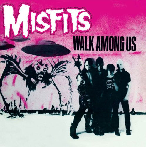MISFITS WALK AMONG US LP VINYL 33RPM NEW