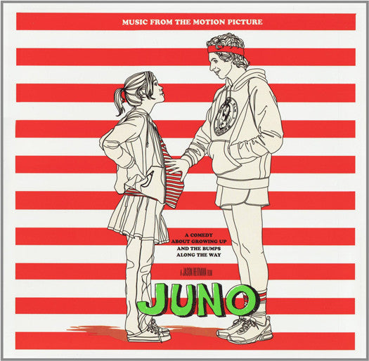 JUNO MUSIC FROM THE MOTION PICTURE O.S.T. LP VINYL NEW (US) 33RPM