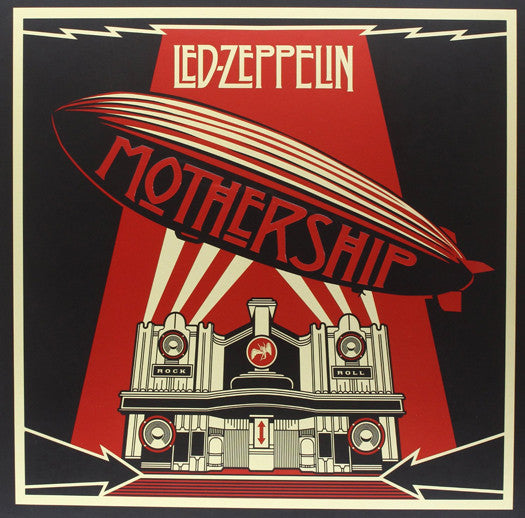 LED ZEPPELIN MOTHERSHIP LP VINYL NEW 33RPM