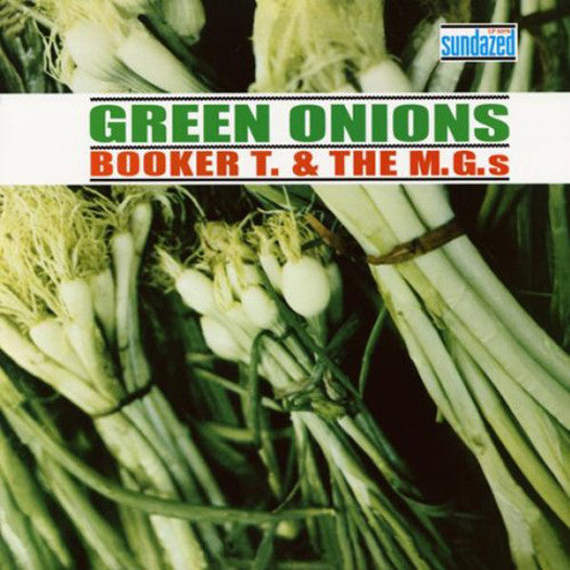 BOOKER T & MG'S GREEN ONIONS LP VINYL NEW (US) 33RPM