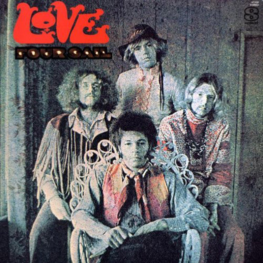 LOVE FOUR SAIL LP VINYL NEW (US) 33RPM
