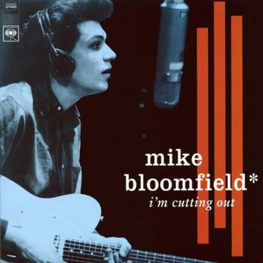 MIKE BLOOMFIELD I'M CUTTING OUT LP VINYL NEW (US) 33RPM