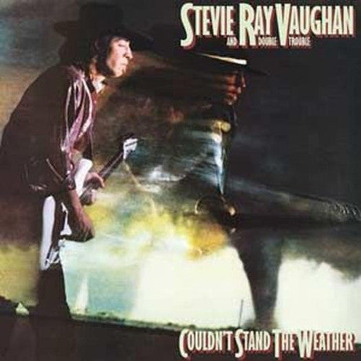 STEVIE RAY VAUGHAN COULDN'T STAND THE WEATHER LP VINYL NEW (US) 33RPM