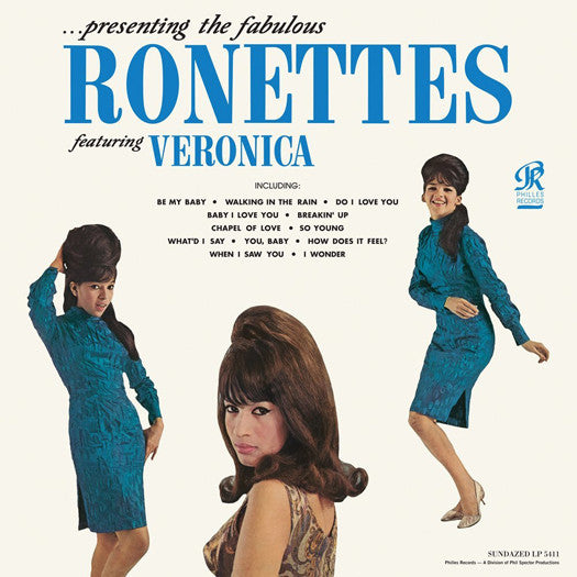 RONETTES PRESENTING THE FABULOUS RONETTES LP VINYL NEW (US) 33RPM