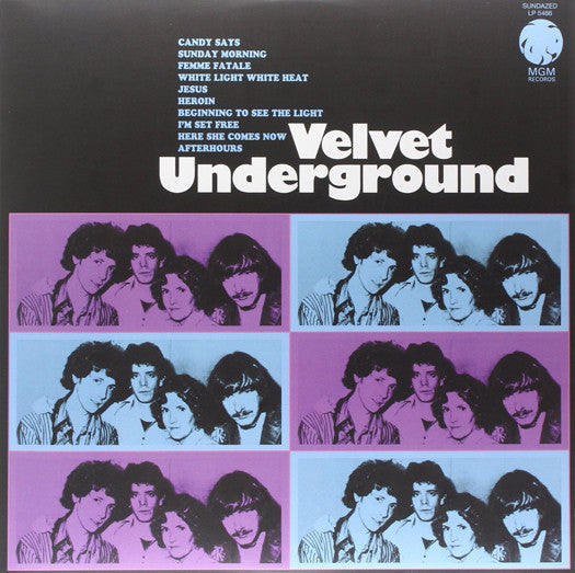 VELVET UNDERGROUND GOLDEN ARCHIVE SERIES LP VINYL NEW (US) 33RPM