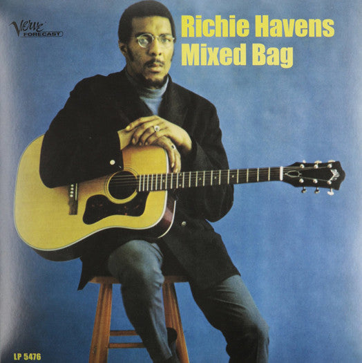 RICHIE HAVENS MIXED BAG LP VINYL NEW (US) 33RPM