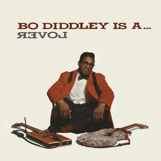 BO DIDDLEY IS A LOVER LP VINYL NEW (US) 33RPM