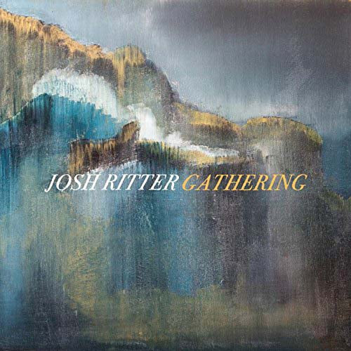 JOSH RITTER Gathering LP Yellow Coloured Vinyl NEU 2017