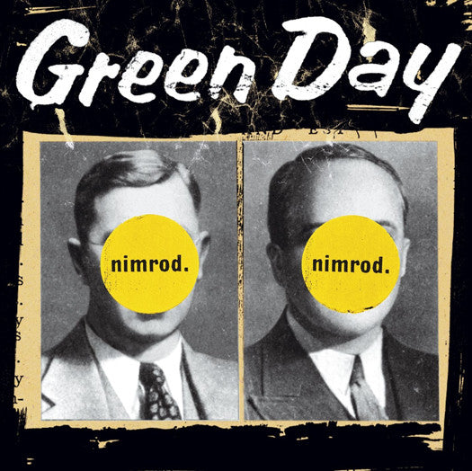 GREEN DAY NIMROD LP VINYL NEW (US) 33RPM