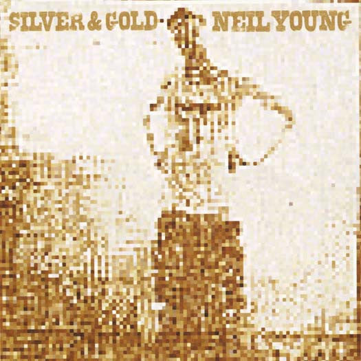NEIL YOUNG SILVER AND GOLD LP VINYL NEW 33RPM