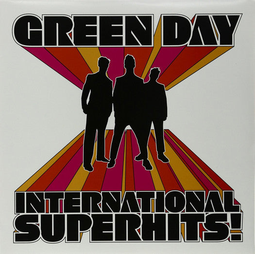 GREEN DAY INTERNATIONAL SUPERHITS LP VINYL NEW (US) 33RPM