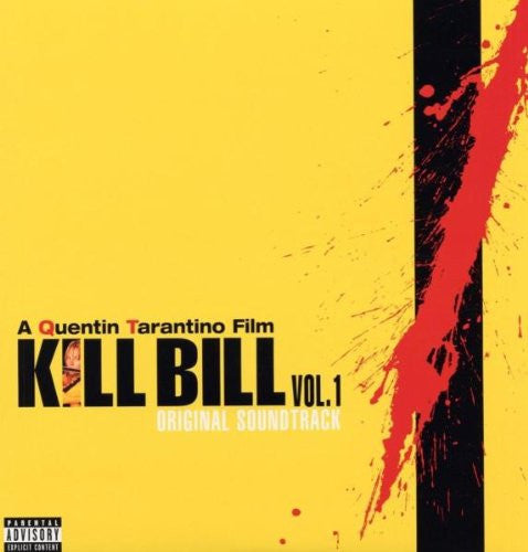 KILL BILL VOLUME 1 SOUNDTRACK LP VINYL NEW 2013 33RPM