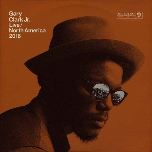 GARY CLARK Jr Live North America 2016 LP Vinyl NEW 2017