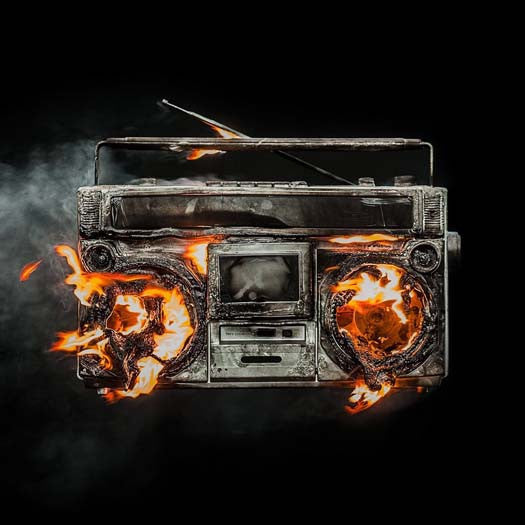 GREEN DAY Revolution Radio 12