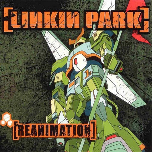 Linkin Park REANIMATION Double LP VINYL NEW 2016