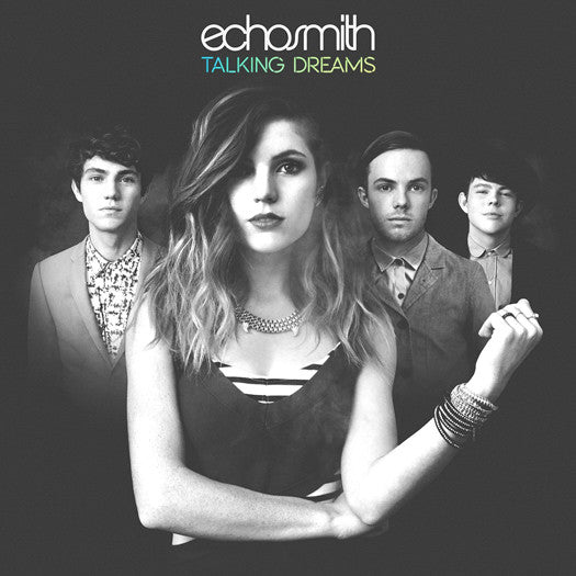 ECHOSMITH TALKING DREAMS LP VINYL NEW (US) 33RPM COLOURED