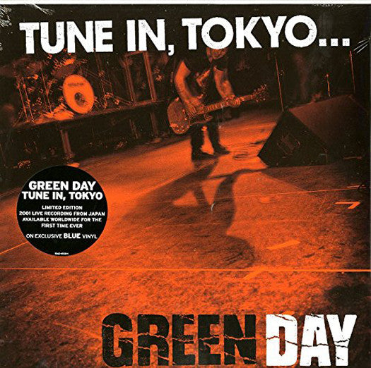 GREEN DAY TUNE IN TOKYO LP VINYL NEW 2014 33RPM