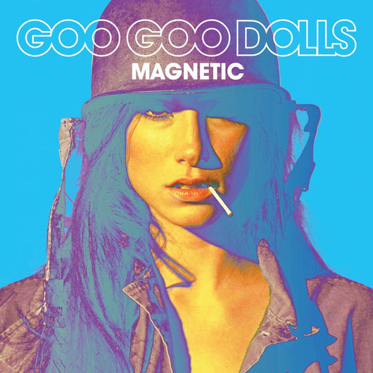 GOO GOO DOLLS MAGNETIC LP VINYL NEW 2013 33RPM
