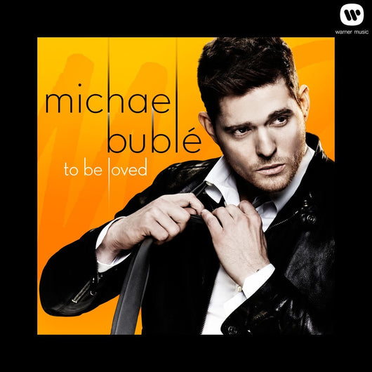 MICHAEL BUBLE TO BE LOVED LP VINYL 33RPM NEW