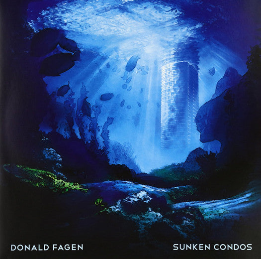 DONALD FAGEN SUNKEN CONDOS LP VINYL NEW (US) 33RPM