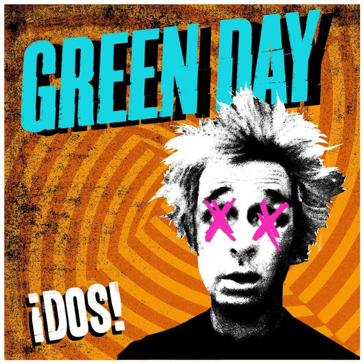 GREEN DAY DOS LP VINYL 33RPM NEW