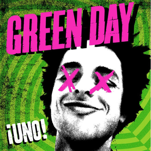 GREEN DAY UNO LP VINYL 33RPM NEW