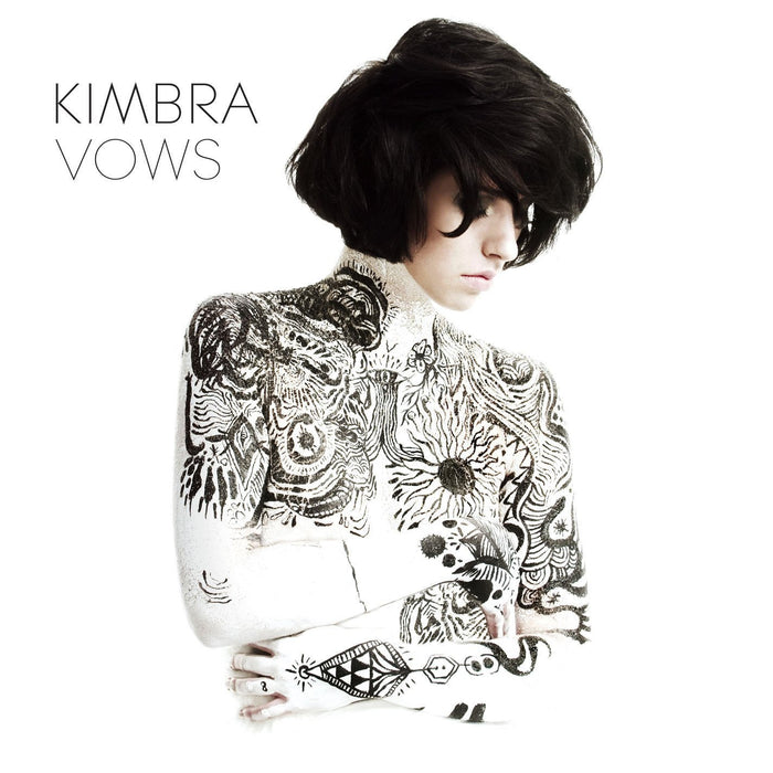 KIMBRA VOWS LP VINYL 33RPM NEW