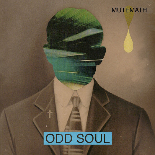 MUTEMATH ODD SOUL LP VINYL AND CD NEW (US) 33RPM