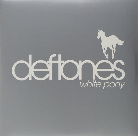 DEFTONES WHITE PONY LP VINYL NEW (US) 33RPM