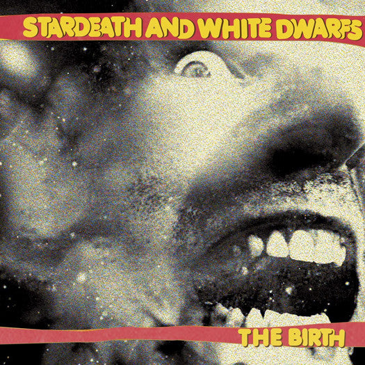 STARDEATH & WHITE DWARFS BIRTH LP VINYL NEW (US) 33RPM