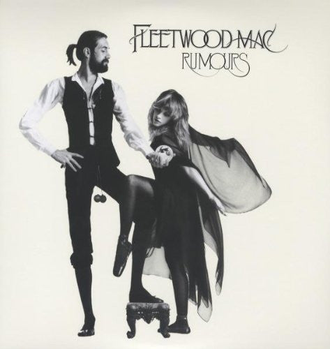 FLEETWOOD MAC RUMOURS LP VINYL 33RPM NEW DELUXE EDITION