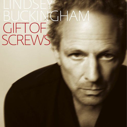 LINDSEY BUCKINGHAM GIFT OF SCREWS LP VINYL NEW (US) 33RPM