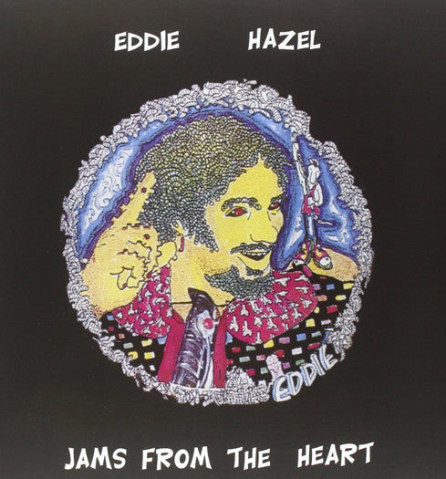 EDDIE HAZEL JAMS FROM THE HEART EP LP VINYL NEW (US) 33RPM