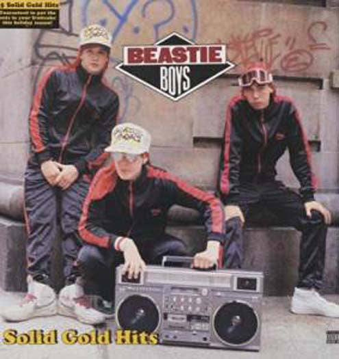 Beastie Boys Solid Gold Hits Double Vinyl New 2005